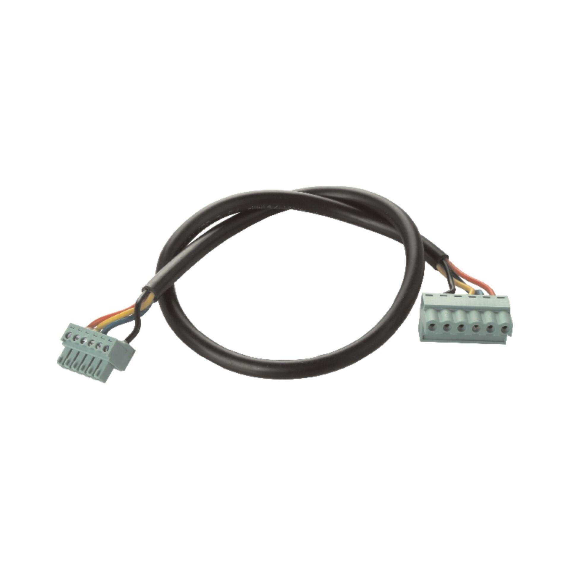 端子臺線JL2EDGK5.08-6P對JL15EDGK3.81-6P 4芯 (UL 0.75mm2) 不含頭